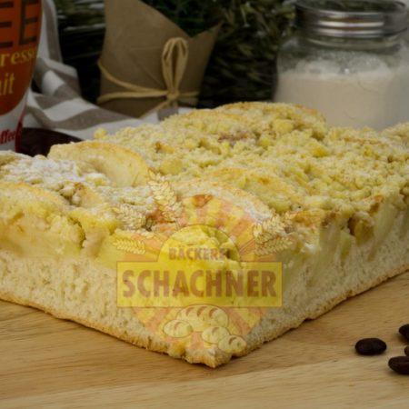 Bäckerei Schachner Kuchen Sortiment Shop Schaafheim Mosbach Untergasse 16 Apfelkuchen