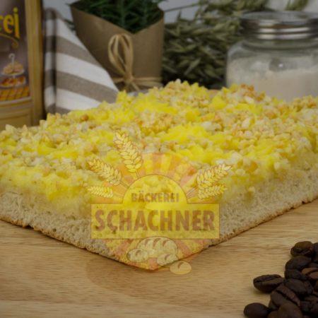Friesischer Mandelkuchen Bäckerei Schachner Kuchen Sortiment Shop Schaafheim Mosbach Untergasse 16