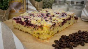 Frucht-Sandkuchen – Kirsch-Schoko