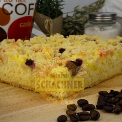 Frucht-Sandkuchen – Multifrucht