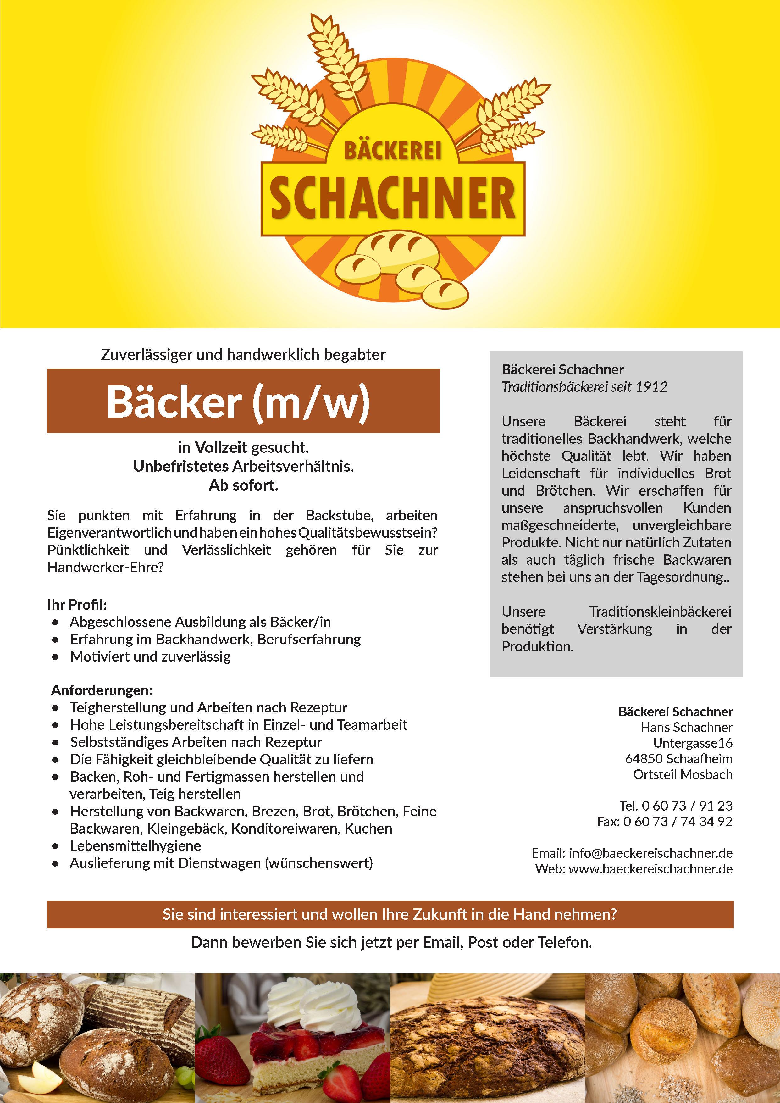 Café Bäckerei Schachner Schaafheim Frühstück Eis Feierlichkeit Trauerfeier
